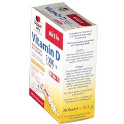 Doppelherz® Vitamin D 100 I.E.