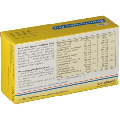 Dr. Böhm® Basen Tabletten Plus