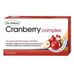Dr. Böhm® Cranberry complex
