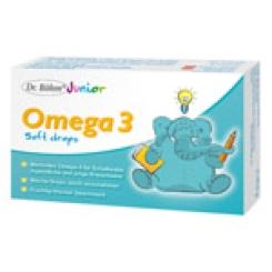 DR. BÖHM Junior Omega-3 Soft drops
