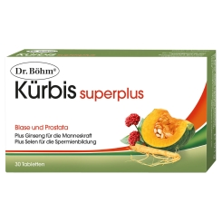 Dr. Böhm® Kürbis superplus Tabletten