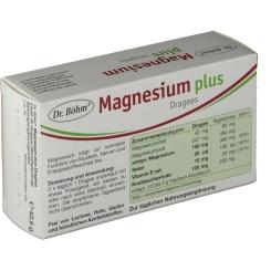 Dr. Böhm® Magnesium plus Dragees