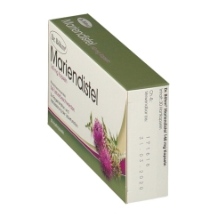 Dr. Böhm® Mariendistel 140 mg Kapseln