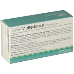 Dr. Böhm® Mutterkraut 100 mg