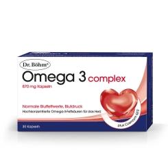 Dr. Böhm® Omega 3 complex Kapseln
