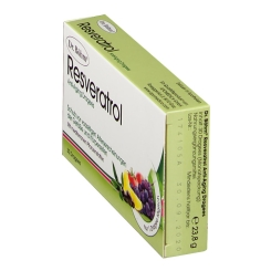 Dr. Böhm® Resveratrol Anti Aging Dragees