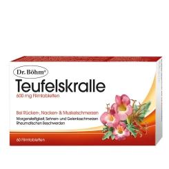 Dr. Böhm® Teufelskralle 600 mg Filmtabletten