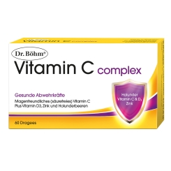 Dr. Böhm® Vitamin C complex Dragees