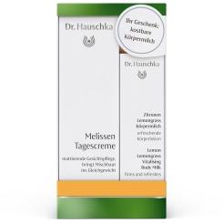Dr. Hauschka® Melissen Tagescreme + Zitronen Lemongrass Körpermilch
