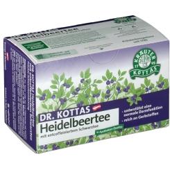 Dr. Kottas Heidelbeertee