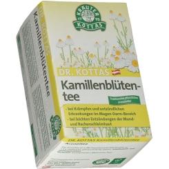 Dr. Kottas Kamillenblütentee