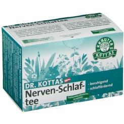 DR. KOTTAS Nerven-Schlaf-Tee