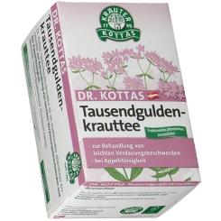 DR.KOTTAS TEE TAUSENDGULDE 20