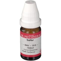 DR. PEITHNER KG Sulfur DHU D12