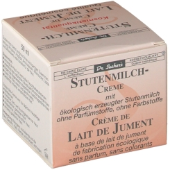 Dr. Sacher´s Stutenmilch-Creme