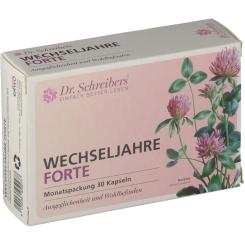 Dr. Schreibers® Wechseljahre FORTE