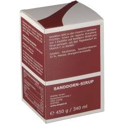 DRAPAL® Sanddorn Sirup