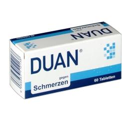 DUAN® gegen Schmerzen