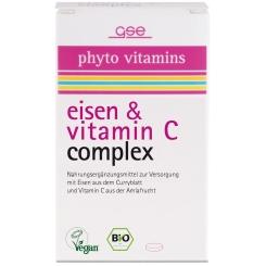 Eisen und Vitamin C complex Bio