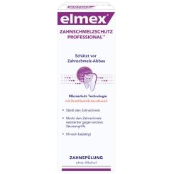 elmex® ZAHNSCHMELZSCHUTZ PROFESSIONAL Zahnspülung
