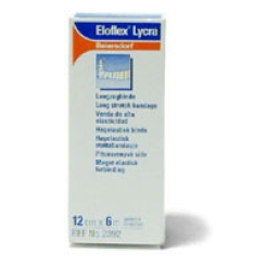 Eloflex® Lycra Kompressionsbinde 6m x 12cm