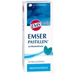 EMSER PASTILLEN® mit Mentholfrische