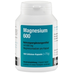 Endima® Magnesium 600 Kapseln