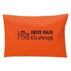 Erste-Hilfe-Tasche KiTa unterwegs orange
