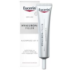 Eucerin® HYALURON-FILLER Intensiv Falten-Auffüllende Augenpflege