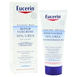 Eucerin® Repair Fußcreme 10% Urea