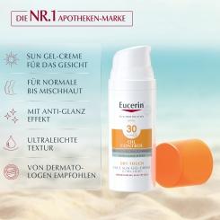 Eucerin® Sun Gel-Creme LSF 30