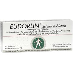 EUDORLIN® Schmerztabletten