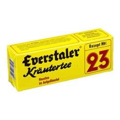 Everstaler Rezept Nr. 23 Kräutertee