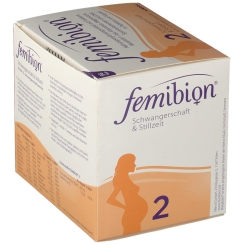Femibion® 2 Schwangerschaft + Stillzeit