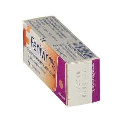 Fenivir® 1 % Fieberblasencreme abdeckend