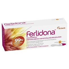 Ferlidona™ Ovulationstest