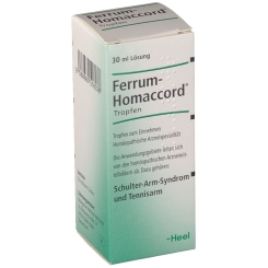 Ferrum-Homaccord® Tropfen