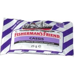 FISHERMAN'S FRIEND® Cassis ohne Zucker