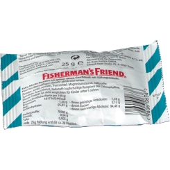 FISHERMAN'S FRIEND® Spearmint ohne Zucker