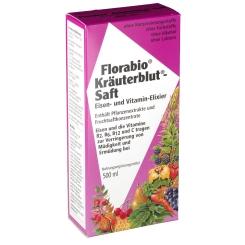 Florabio® Kräuterblut-Saft