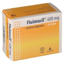 FLUIMUCIL® 600 mg