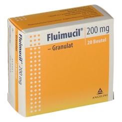 Fluimucil® Granulat