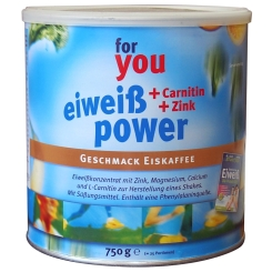 for you Eiweiß Power Eiskaffee