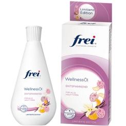 frei® Wellness-Öl ENTSPANNEND