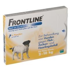 FRONTLINE Spot on Hund S