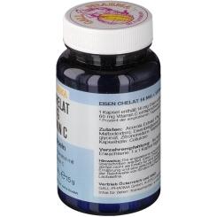 GALL PHARMA Eisen Chelat 14 mg + Vitamin C GPH Kapseln