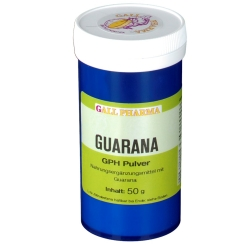 GALL PHARMA Guarana Pulver