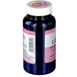 GALL PHARMA L-Arginin 500 mg GPH Kapseln