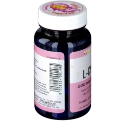 GALL PHARMA L-Cystein 500 mg GPH Kapseln