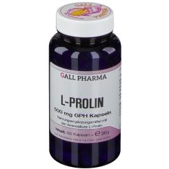 GALL PHARMA L-Prolin 500 mg GPH Kapseln